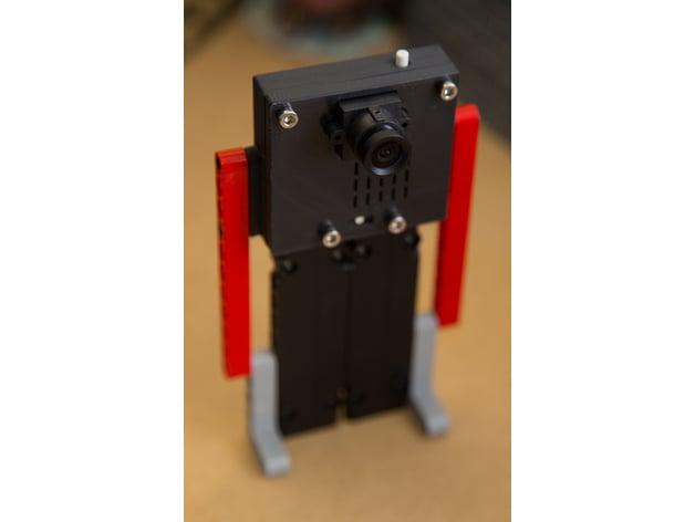 Camera Lego Mindstorm : Camera enclosure pixy for lego mindstorms cmucam charmed