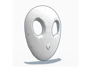 The Court of Owls Mask
