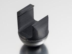 RigidBot Clip-on Foot