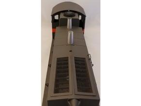 USA Trains NW2 Radiator hood grille