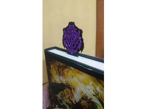 Overlord Ainz Ooal Gown bookmark