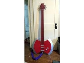 Marceline's axe bass fittings