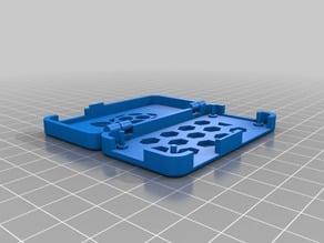 Raspberry PI Zero W folding case