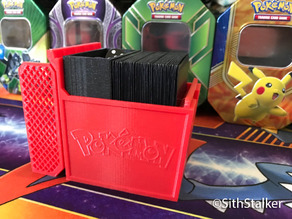 Pokemon Deck Box