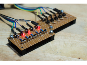LED and Switch Modules for Prototyping Arduino Projects Parts