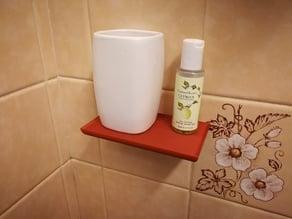 Soap wall rack