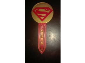Superwoman bookmark
