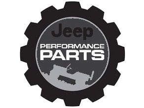 Jeep Performance Parts badge