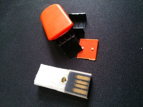 USB Flash Drive Shell