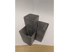 Utensils or Pencil Holder (Vase Mode)