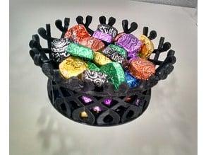 Corinthian Candy Dish