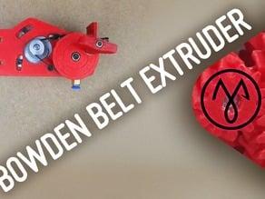 J-Max_Bowden Belt Extruder (feeder) V1.0