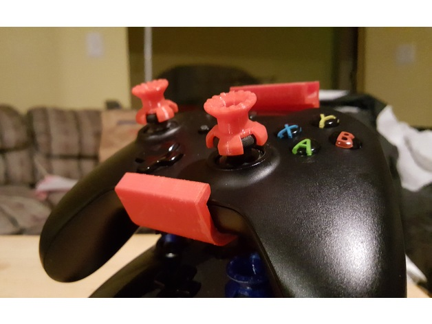XBOX ONE Thumbstick Controller Extension by Pigworthy