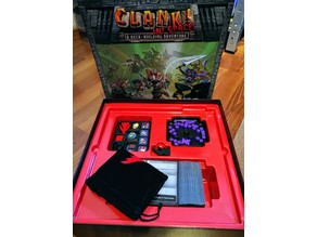 Clank in Space Organizer