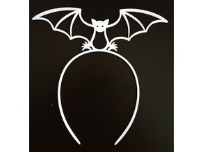 Halloween Bat Hoop (toddler)