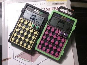 Case for the Teenage Engineering Pocket Operator by 3DWaves