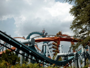 Dragon Challenge at Universal's Islands of Adventure