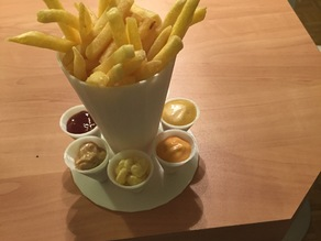 French fries cup!