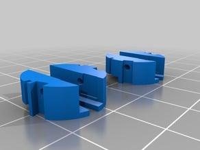 Mavic Air repair part - antenna holder/front arms