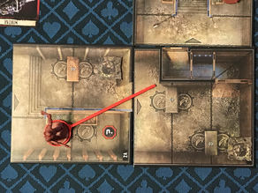 Gears of War: Line of Sight Markers (Board Game)