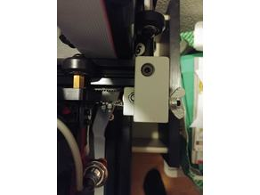 Duplicator 9 X-Axis idle wheel with correct messures