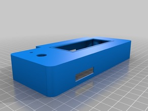 Display box for prusa i3 hephestos w/o text
