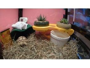 Multi-Level Mini Pots Stand