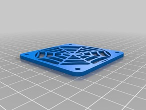 Fan Grill 60mm Spiderman