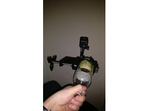 JalluPro (universal bottle mount for GoPro)
