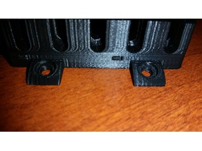 Cable holder (wire organizer) With Screw Holes