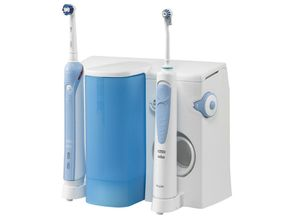 Better wall hanger for BRAUN Oral-B Oxyjet