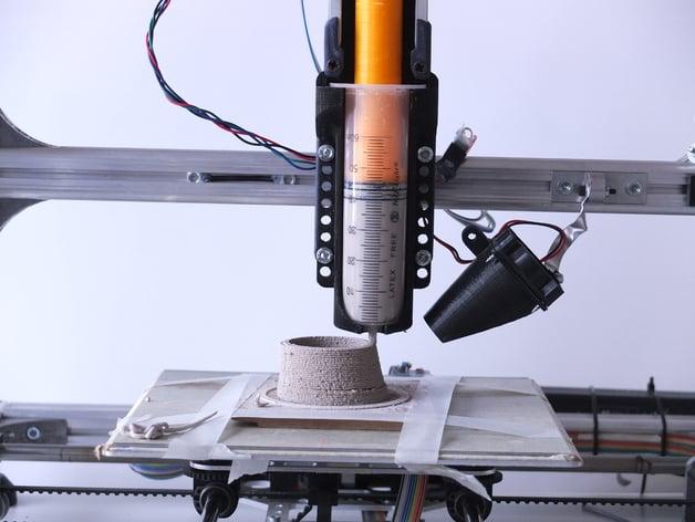 60ml Syringe Extruder For Liquid Deposition Modeling Ldm