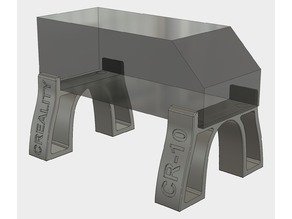 Control Box Legs for CR-10