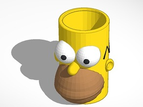 Homer Simpsons cup 2 !
