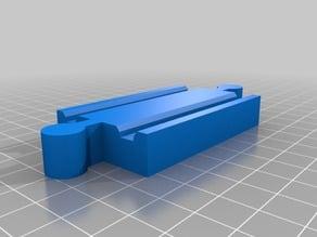 BRIO / Ikea compatible tracks f-f and m-m