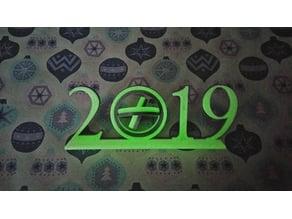 Année 2019 gyroscope
