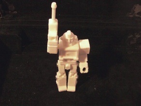 Ironhide Action Master Style Figure
