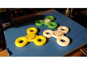Tri Spinner Remix Single 608zz Bearing