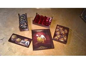 Game of thrones - Board game - Organizer