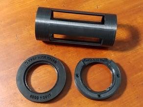 Slide Holder for Tamron 90mm Macro