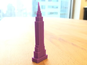 Empire State Building + MakerEd Project