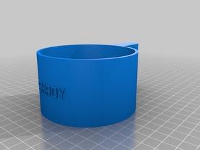 My Customized Pet Food Scoop 1 cup