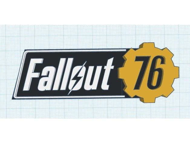 Verse Logo Fallout 76 Countdown S...