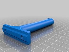 Vslot spool filament holder for d-bot like printers
