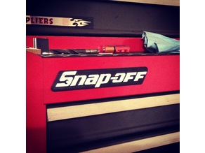Snap off