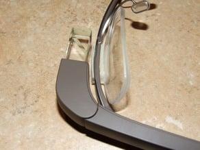 Google Glass Lens Mount