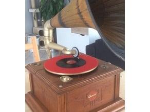 Bras de gramophone