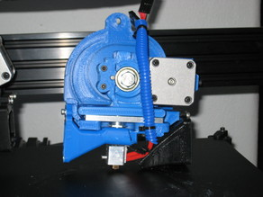 An Improved Flexible Filliment Extruder