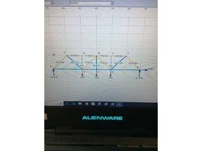 3D Printed Bridge