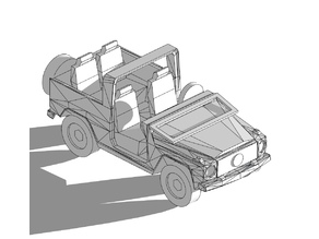 BW Wolf Mercedes G Wagen